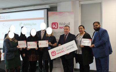 Bronze Award Winners – Walsall Works Partnership Programme