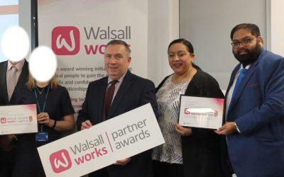 Silver Award Winners – Walsall Works Partnership Programme